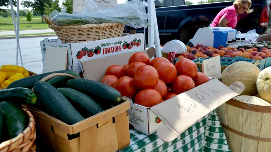 Farmers Market Volunteer